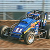 RACING, USAC, SPRINT, SPRINT, NON-WING, DIRT, TRACK, LAWRENCBURG, 11