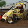RACING, USAC, SPRINT, SPRINT, NON-WING, DIRT, TRACK, LAWRENCBURG3, DEREK, FRANKS