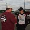 BARELY 16 YR. OLD JOEY LOGANO RACING HOOTERS PRO CUP AT MANSFIELD MOTORSPORTS PARK