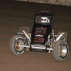 Rip Williams aka The Ripper a long time fixture in left coast non wing sprint car action.
