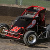 USAC 4 Crown Nationals, Eldora Speedway, Rossburg, OH, September 22, 2007 : 3 galleries with 317 photos