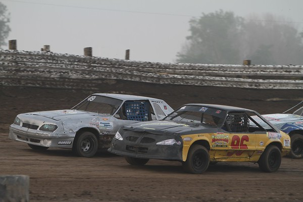 South Buxton Raceway, Merlin, ON, May, 22, 2010