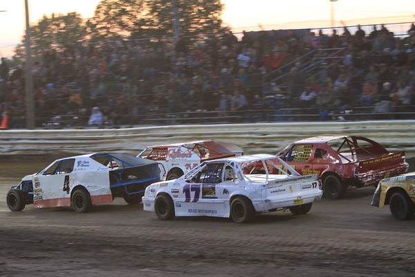 Canadian Fall Shootout, South Buxton Raceway, Merlin, ON, September 24, 2011