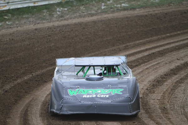 South Buxton Raceway, Merlin, ON, July 23, 2011