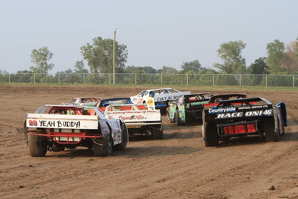 South Buxton Raceway, Merlin, ON, July 2, 2011