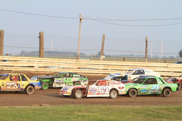 South Buxton Raceway, Merlin, ON, June 11, 2011