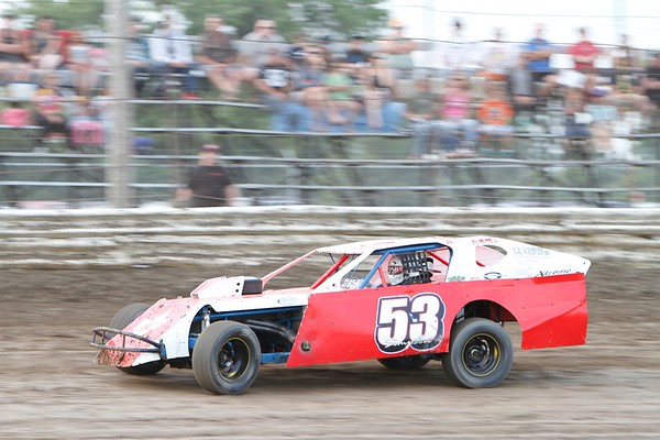 Can Am Championship, South Buxton Raceway, Merlin, ON, July 21, 2012