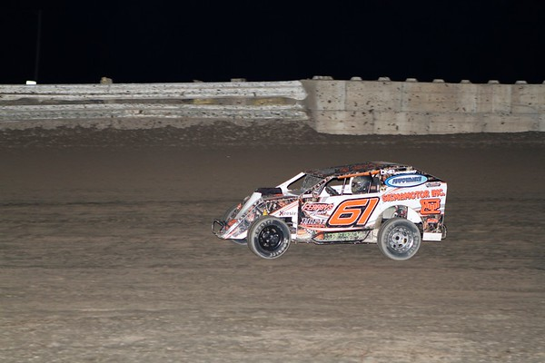 Canadian Fall Shootout, South Buxton Raceway, Merlin, ON, September 29, 2012