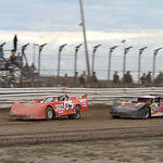 South Buxton Raceway, Merlin, ON, September 1, 2012