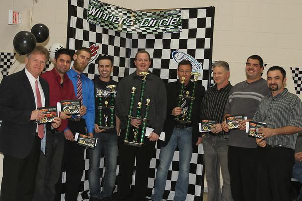 South Buxton Raceway Awards Banquet, Chatham, ON, November 23, 2013