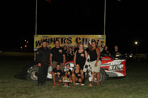 South Buxton Raceway, Merlin, ON, July 20, 2013