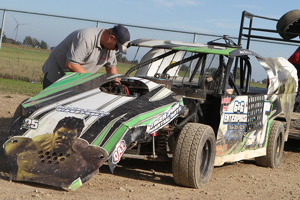 Canadian Fall Shootout, South Buxton Raceway, Merlin, ON, September 27, 2014