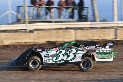 South Buxton Raceway, Merlin, ON, September 13, 2014