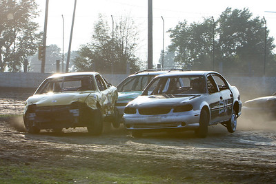 South Buxton Raceway, Merlin, ON, August 23, 2014