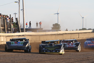 South Buxton Raceway, Merlin, ON, June 14, 2014