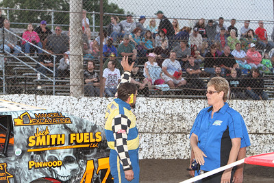 South Buxton Raceway, Merlin, ON, July 19, 2014
