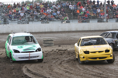 South Buxton Raceway, Merlin, ON, July 26, 2014