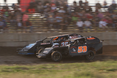 South Buxton Raceway, Merlin, ON, June 7, 2014