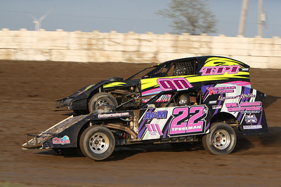 South Buxton Raceway, Merlin, ON, May 17, 2014