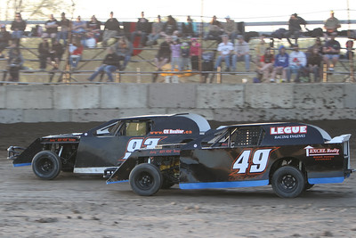 South Buxton Raceway, Merlin, ON, May 24, 2014