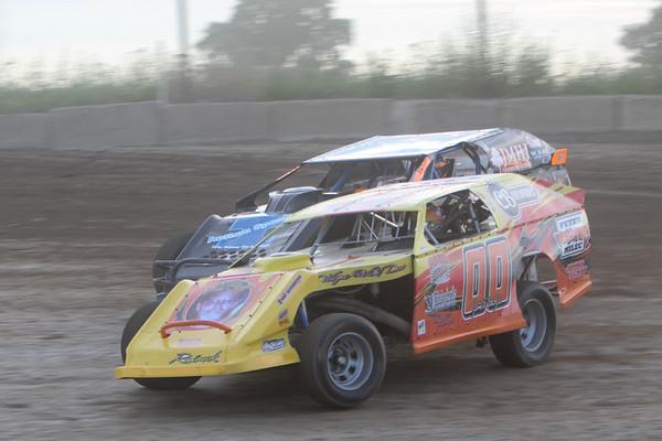 Southern Ontario Sprints, South Buxton Raceway, July 5, 2014