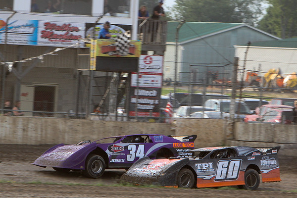 South Buxton Raceway, Merlin, ON, July 11, 2015