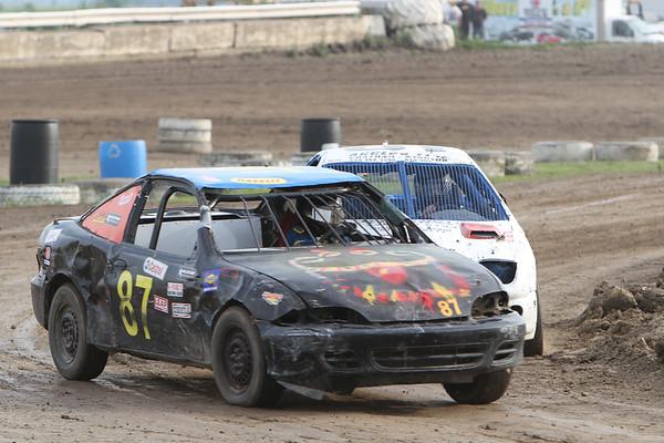 South Buxton Raceway, Merlin, ON, June 20, 2015