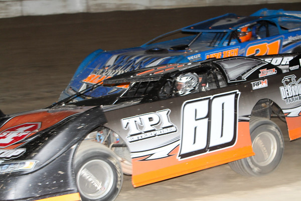 South Buxton Raceway, Merlin, ON, May 23, 2015