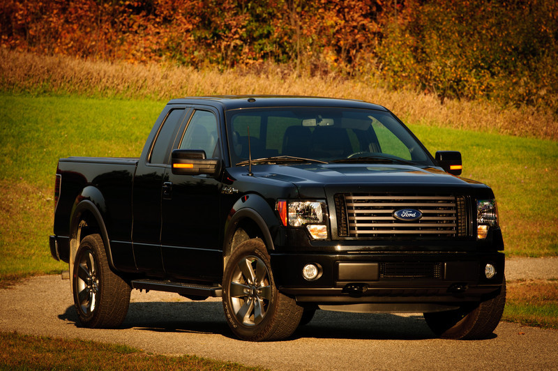 2011 Ford F150 FX4 Supercab