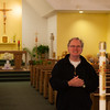 Fr. Jim Doherty, St. Michael's Catholic Church, Sutton's Bay, Michigan
