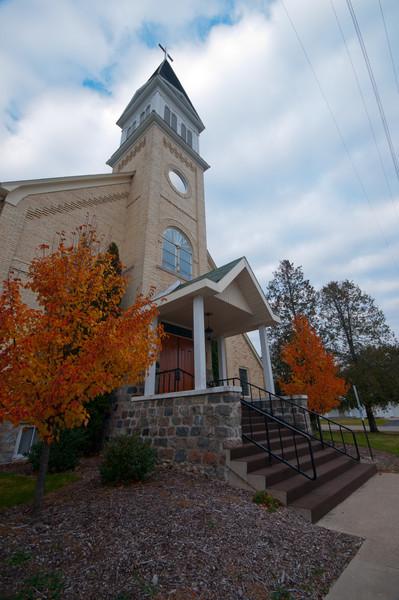 St. Michael's Catholic Church, Sutton's Bay, Michigan