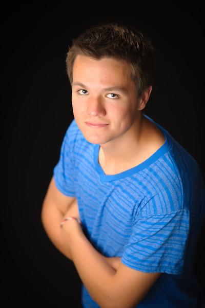 Andrew, Senior Pictures