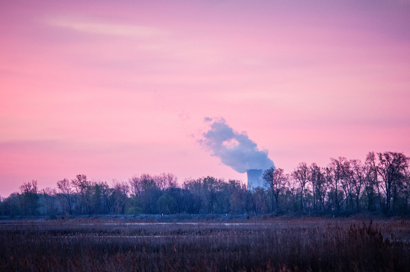 Davis-Besse Nuclear Power Station, Oak Harbor, Ohio