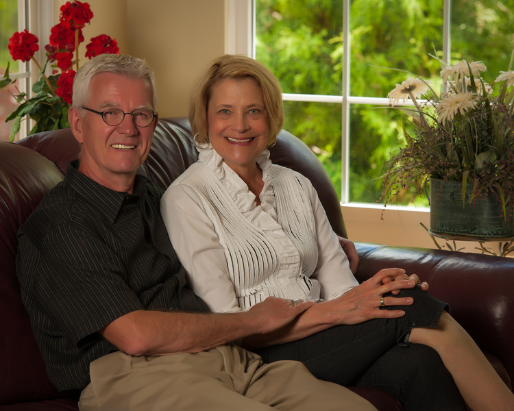 Our good friends Bob and Joanne.