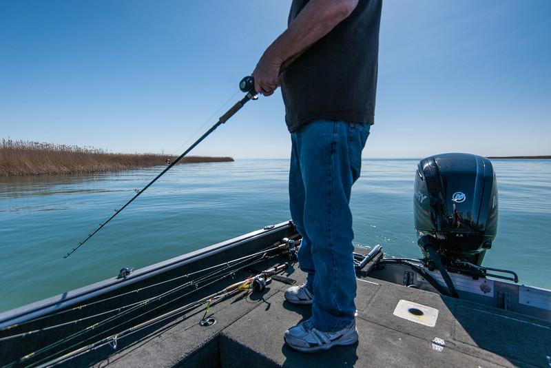 Lake St. Clair, Anchor Bay