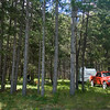 One of our favorite campsites of 2007.  We went back to this Huron-Manistee National Forest location three times.