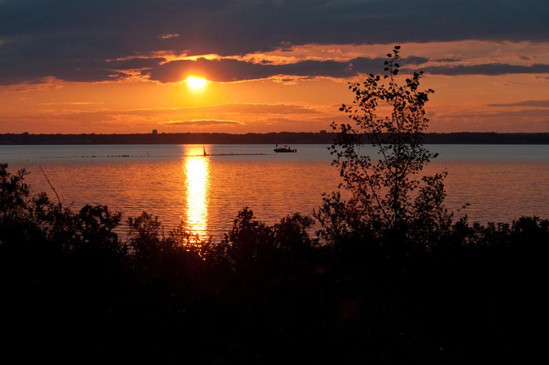 Tawas Bay, Michigan