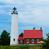 Tawas Lighthouse, Tawas Bay, Michigan