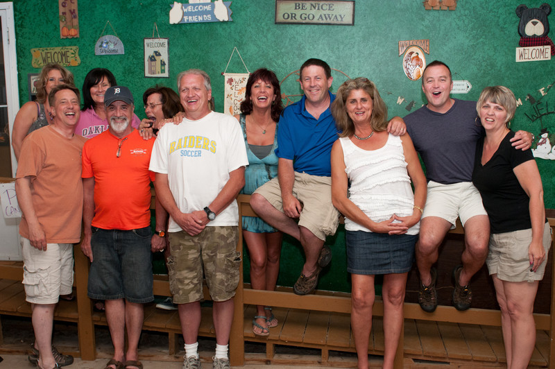 Members of the Imlay City High School Class of '79
