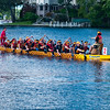 Dragon Boat team from Christ the Redeemer Catholic Church, Orion, Michigan