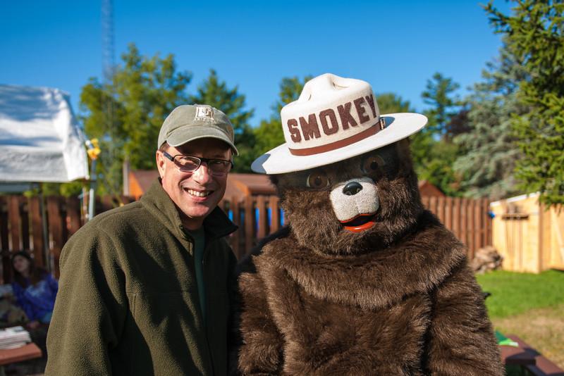 Me 'n Smokey