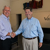 Valassis CEO Rob Mason and Postmaster General Patrick Donahoe