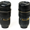 Nikkor 24-70 mm f/2.8 and coffee mug