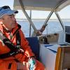 Grant, a friend from Nova Scotia, sailed back to Nova Scotia with me (John) while Phyllis drove the car.