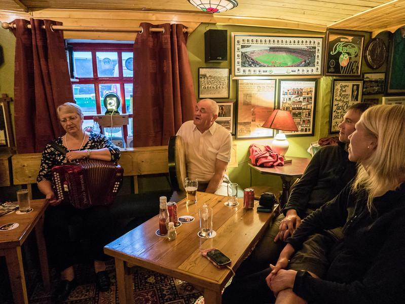 Pub scene