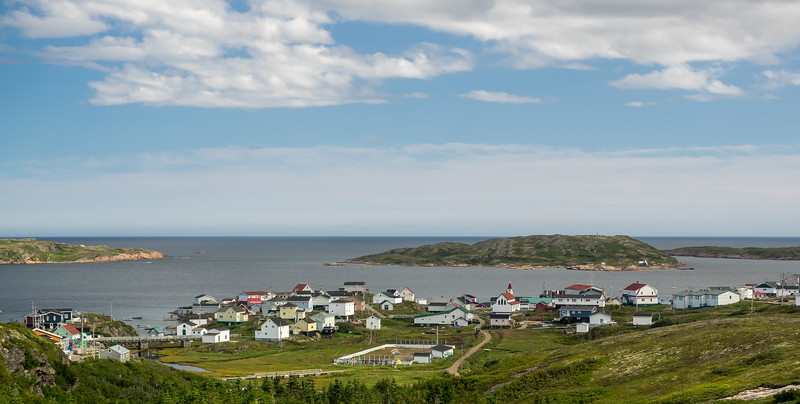 Our final stop on this shore was the island community of Harrington Harbour, where, despite its being part of Quebec, the residents are anglophone and the feel much like outports in Newfoundland.