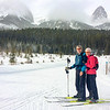A place that provides us with a great combination of Nordic skiing and a congenial place to work at our now near fulltime business, Attainable Adventure Cruising.