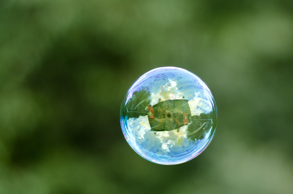 Reflection Bubble