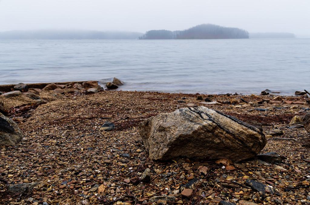 Misty Lake Island
