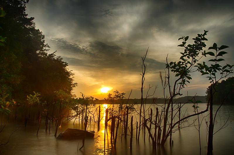 Lake Sunset II